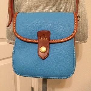 Dooney & Bourke Crossover Bag- Blue